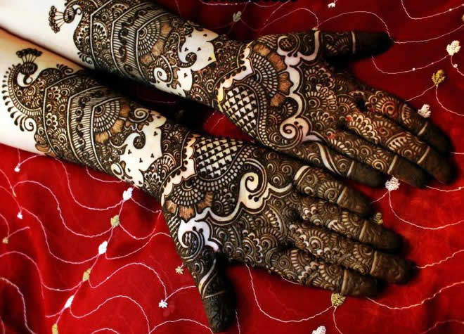 Hands Girl Mehndi Designs 2016