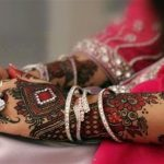 Indian Bridal Henna Designs 2016