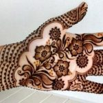 Best Girl Hand Mehndi Designs 2016
