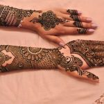 Beautiful Hands Girl Mehndi Designs 2016