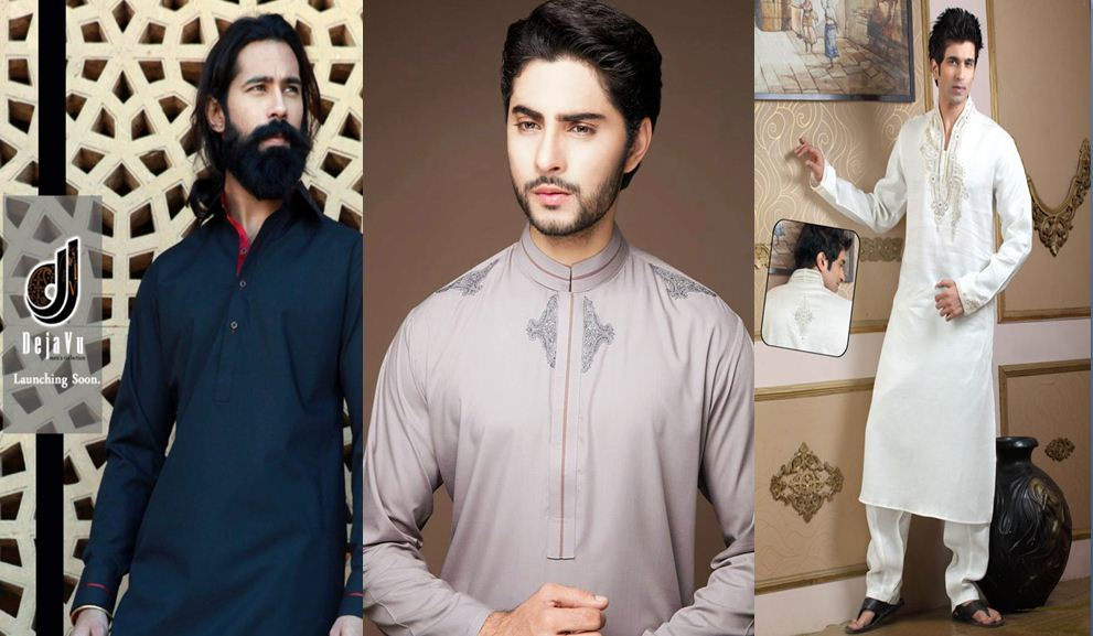 Men Kurta Designs 2018 Stylish