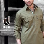 Kurta Dresses 2017 Double Pockets