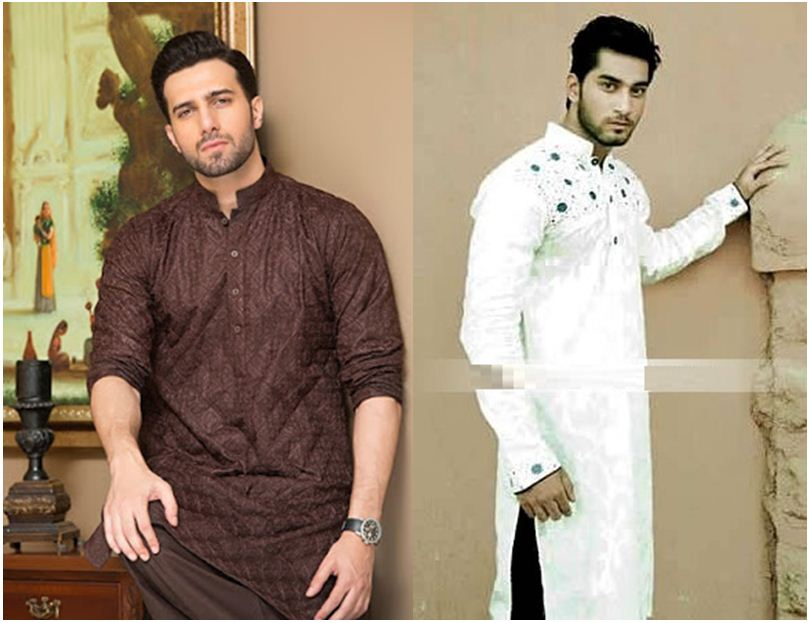 Casual Men Kurta Dresses 2017