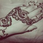 Beautiful Easy Hand Henna Design 2017