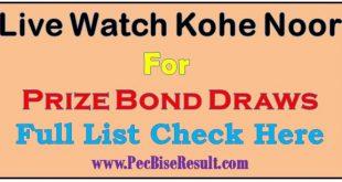 Online Kohe Noor TV Watch