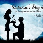 Happy Valentine Day Love Romantic Card 2016
