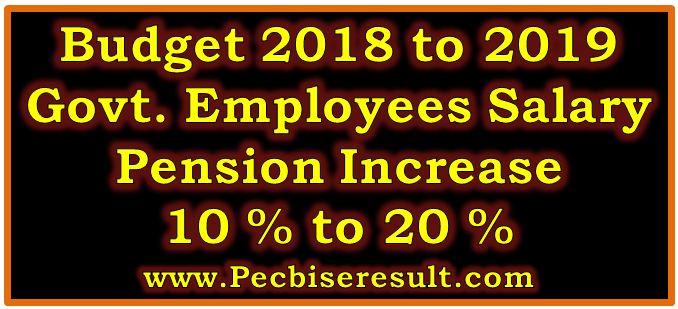 budget 2019 19 pakistan