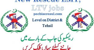 EMT,LTV Rescue 1122 jobs 2020
