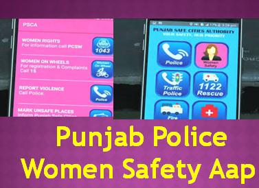 PP Women Safety Aap