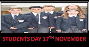 International Students day 17th November 2020