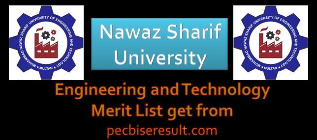 NSUET Merit List 2021