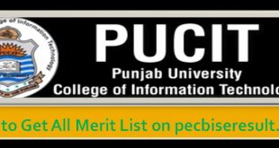 Punjab University College of Information and Technology