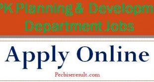KPS P&DD Jobs 2020