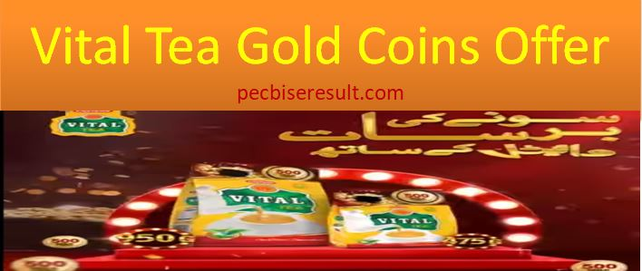Tea Offer of gold coins