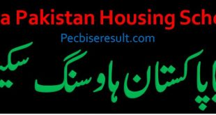Naya Pakistan Housing Scheme Info