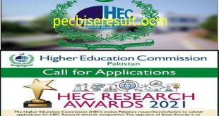HEC Rechers & Cash Awards 2020