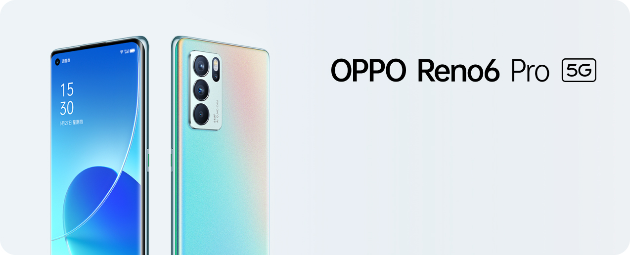 Oppo Reno 6 detailed specifications 2021